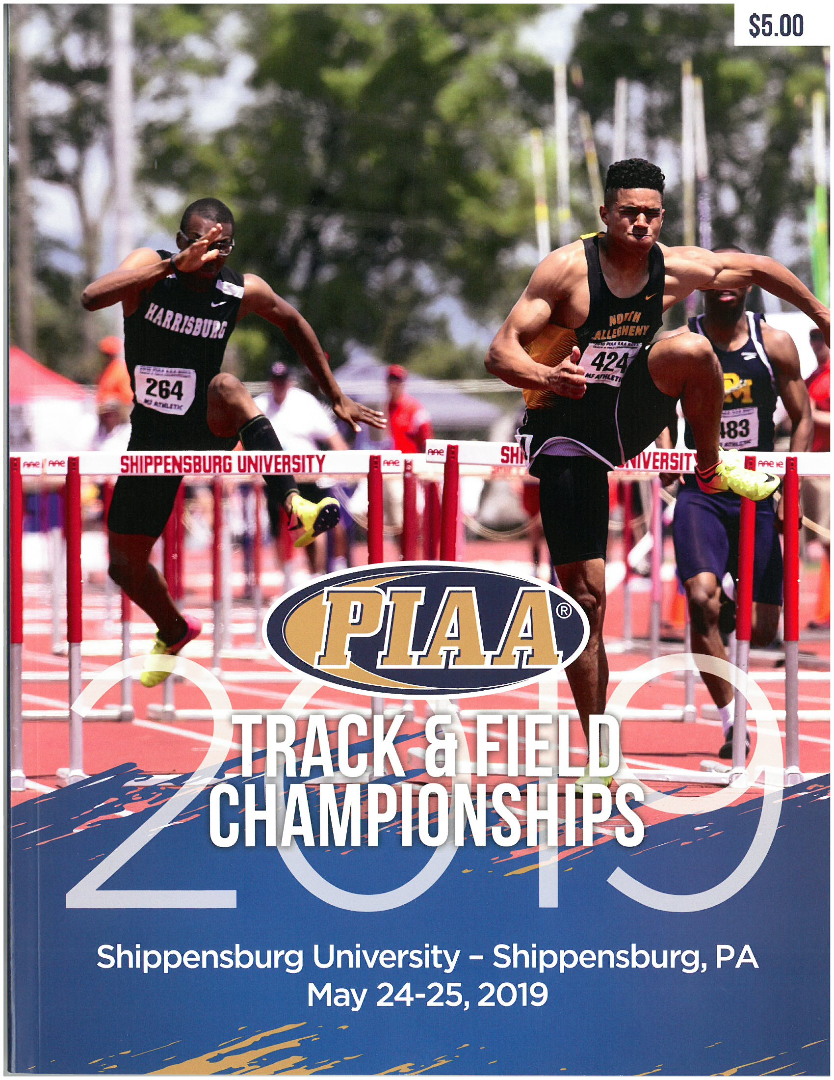 2018 Track and Field Championship Program